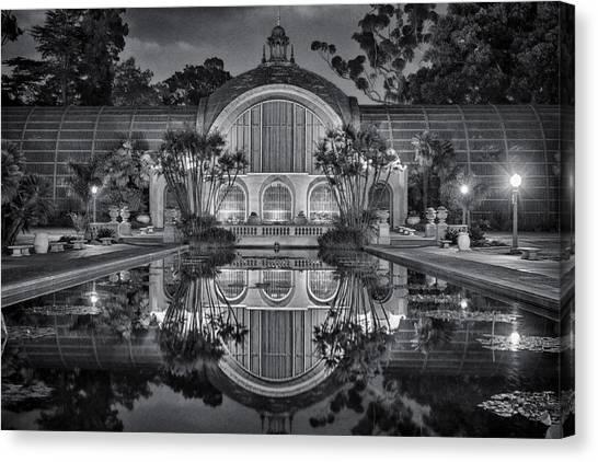 San Diego Botanical Garden Canvas Print