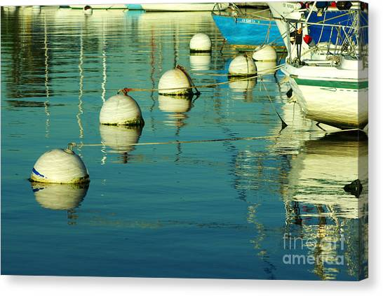 San Diego Waterfront 1.2100 Canvas Print by Stephen Parker