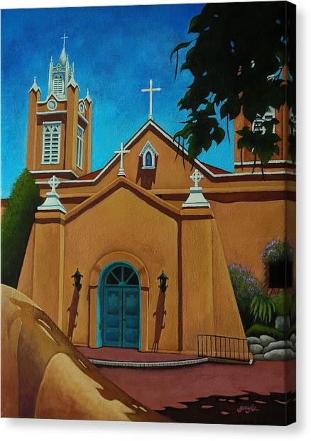 San Felipe De Neri Canvas Print