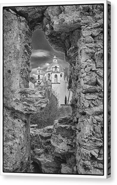 Sanctuary Of Atotonilco Canvas Print