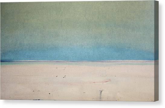 Sand Swept Canvas Print