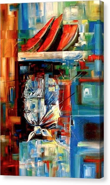 Sandia Canvas Print by Laurend Doumba