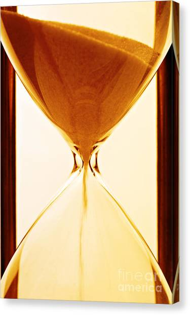 Sands Canvas Print - Sands Of Time by Colin and Linda McKie