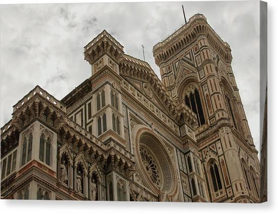Santa Maria Del Fiore - Florence - Italy Canvas Print
