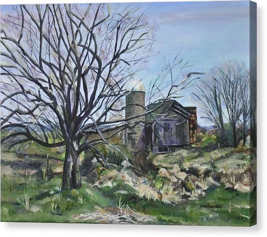 Sarah's Place Canvas Print
