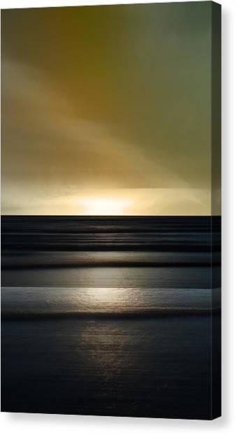 Sauble Beach - Twilight Canvas Print