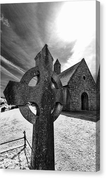 Saul Church Canvas Print