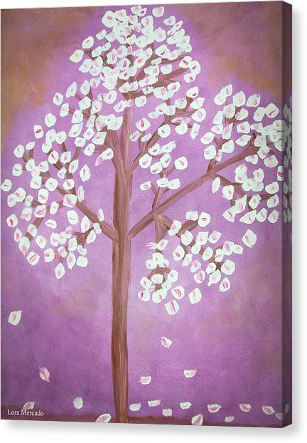 Savanna's Tree Canvas Print