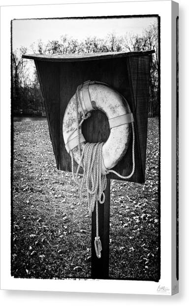 Doughnuts Canvas Print - Save Me - Art Unexpected by Tom Mc Nemar