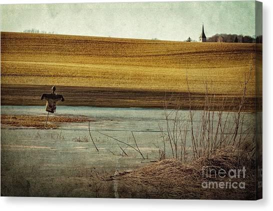 Scarecrow's Realm Canvas Print