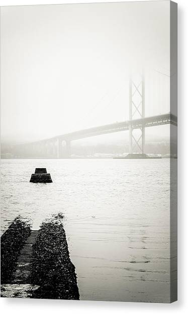 Scottish Transport Canvas Print