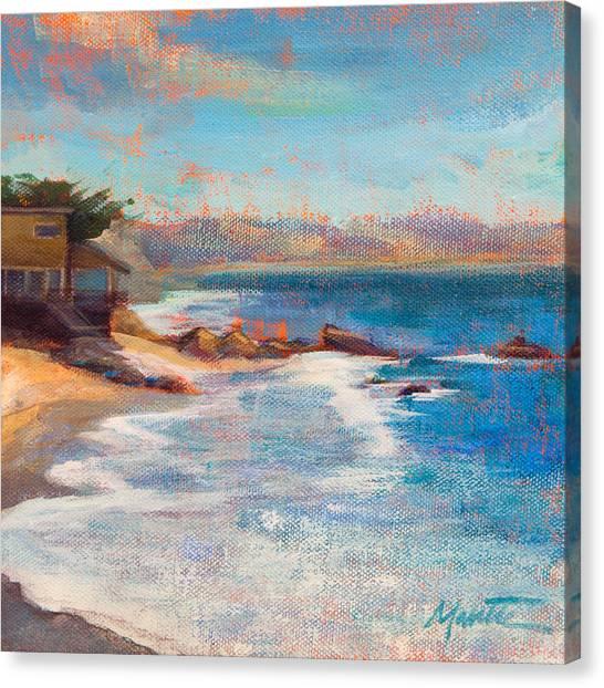 California Canvas Print - Sea Breeze by Athena Mantle