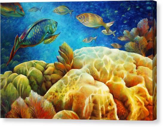 Sea Escape I -27x40 Canvas Print