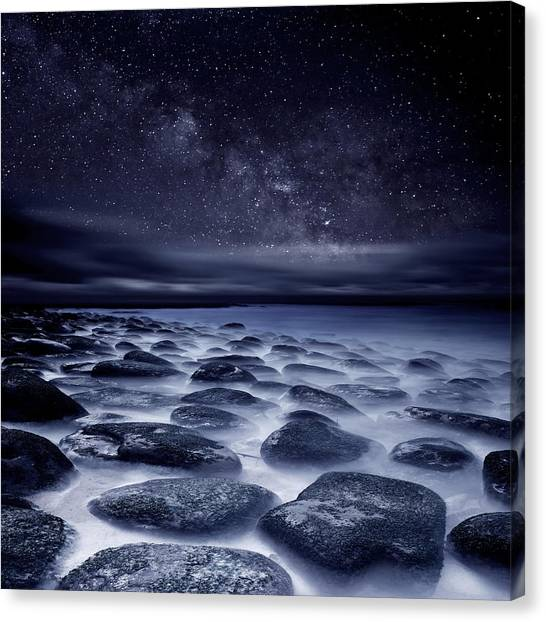 Sea Of Tranquility Canvas Print