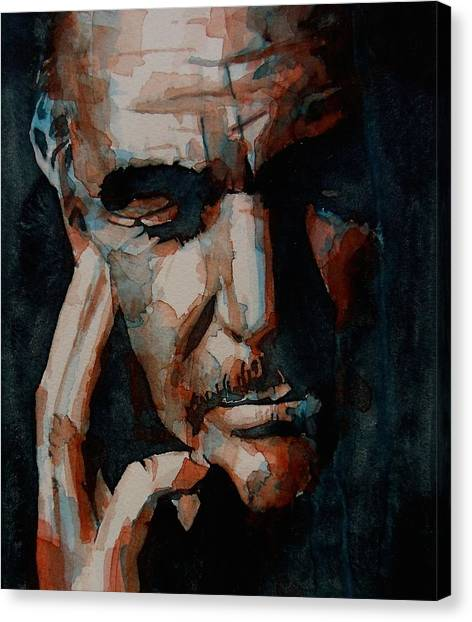 Scotland Canvas Print - Sean Connery  by Paul Lovering