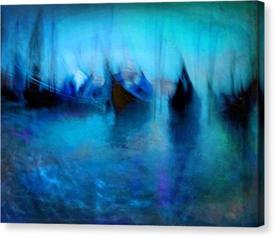Seascape #16. Venetian Shore Canvas Print