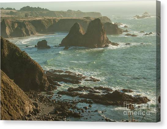 Seascape  1.7107 Canvas Print