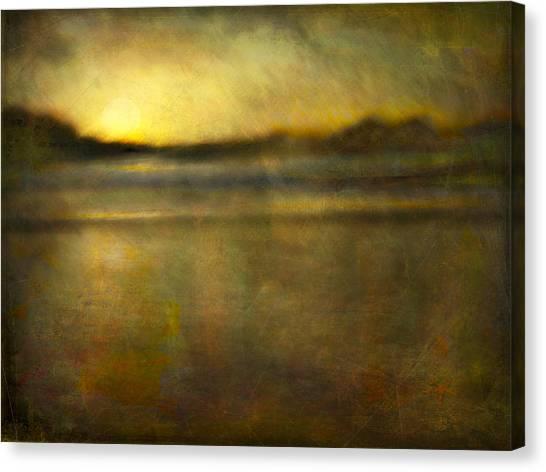 Seascape #18 Canvas Print