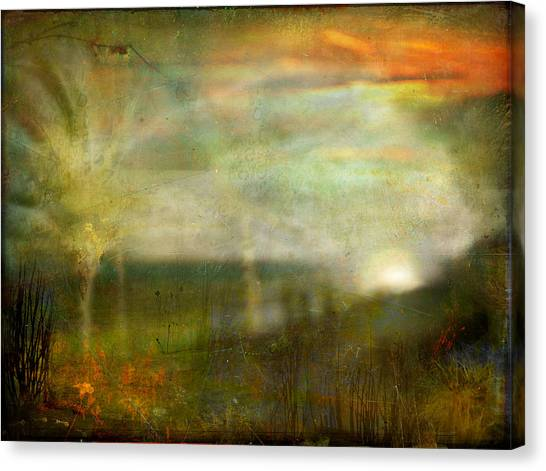 Seascape #22. Starmus Bay Canvas Print by Alfredo Gonzalez