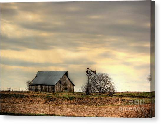 Seasoned Canvas Print