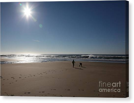 Seasons In The Sun 5d21322 Canvas Print by Wingsdomain Art and Photography
