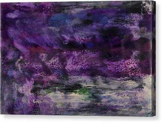 Seastorm I Canvas Print