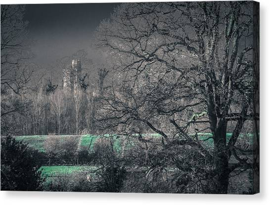 Secret Castle Canvas Print