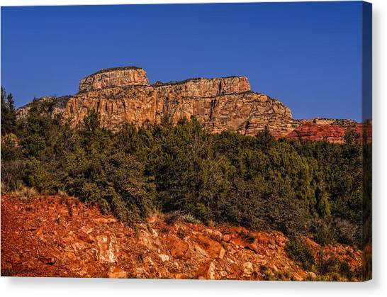 Sedona Vista 49 Canvas Print