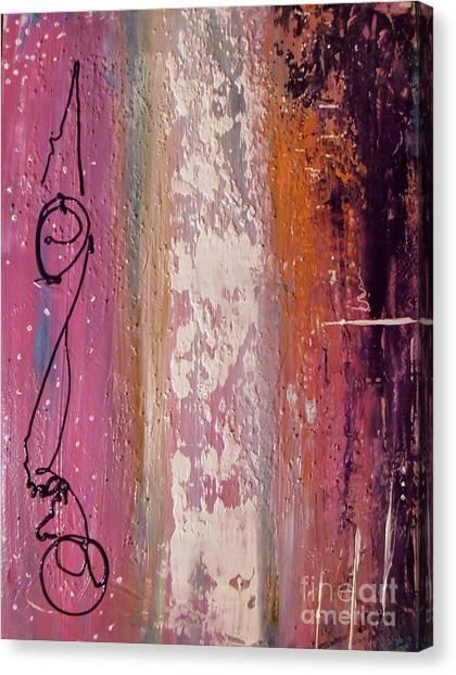Seduction 2 Canvas Print
