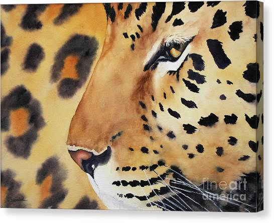 Seeing Spots Canvas Print