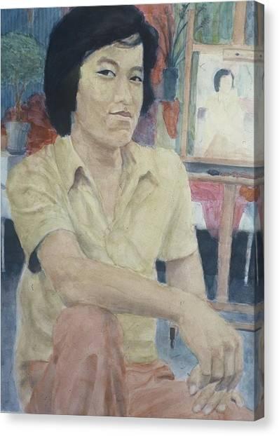 Canvas Print - Self by Chae Min Shim