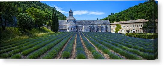Senaque Abbey - Provence Canvas Print