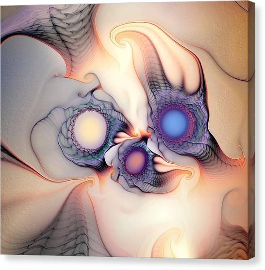 Sensorial Nirvana Canvas Print