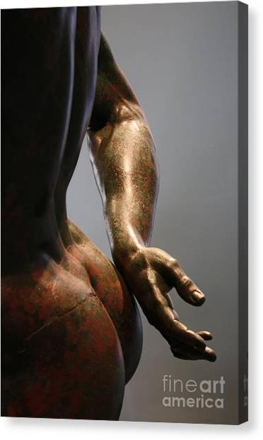 Sensual Sculpture Canvas Print