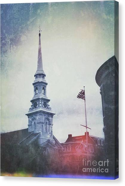 John Adams Canvas Print - Separation Of Church And State by John Adams