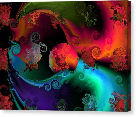 Seperation And Individuation Canvas Print