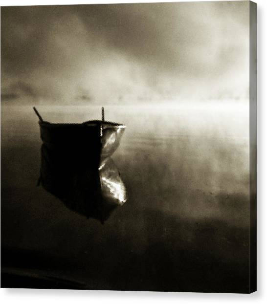 Sepia Dream Canvas Print
