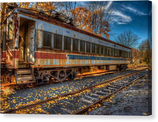 Septa 9125 Canvas Print