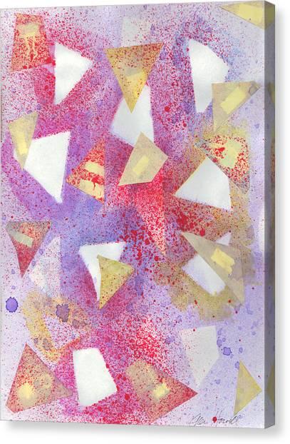 September Sixth Canvas Print by Ellen Howell