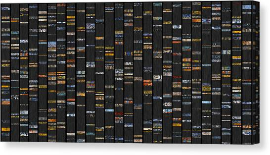 Canvas Print - Sequence by Fine Art  Photography