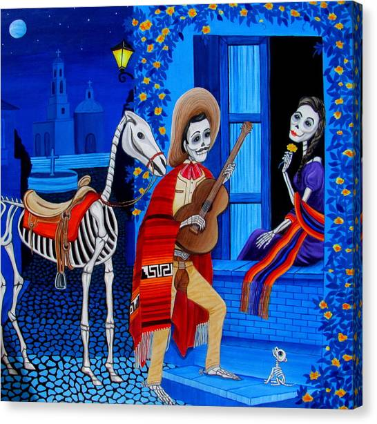 Serenata Canvas Print