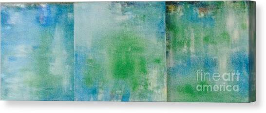 Serenity Canvas Print by Bebe Brookman