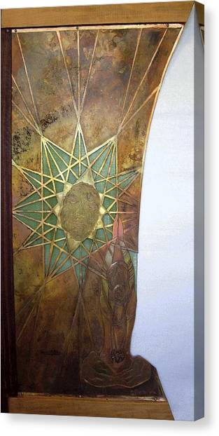 Severed Threads Canvas Print