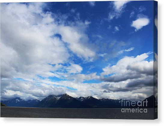 Seward Highway Canvas Print