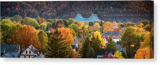 Sewickley Pa 1 Canvas Print