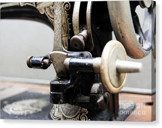 Sewing Machine 1 Canvas Print