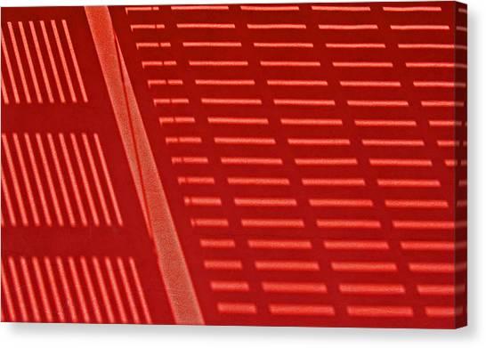 Shadows 1 Canvas Print