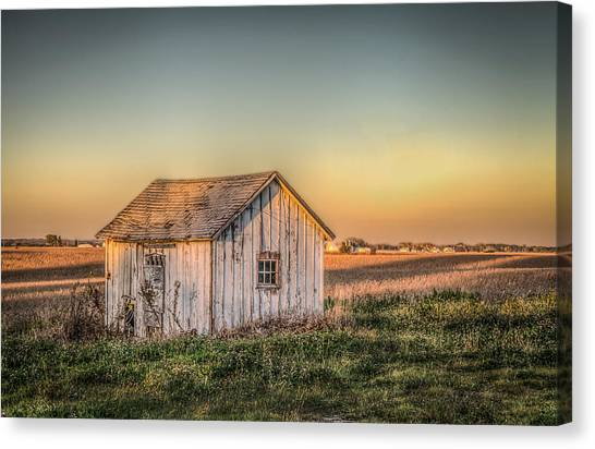 Shed Some Light Canvas Print
