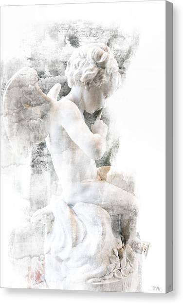 Shhhhh Canvas Print