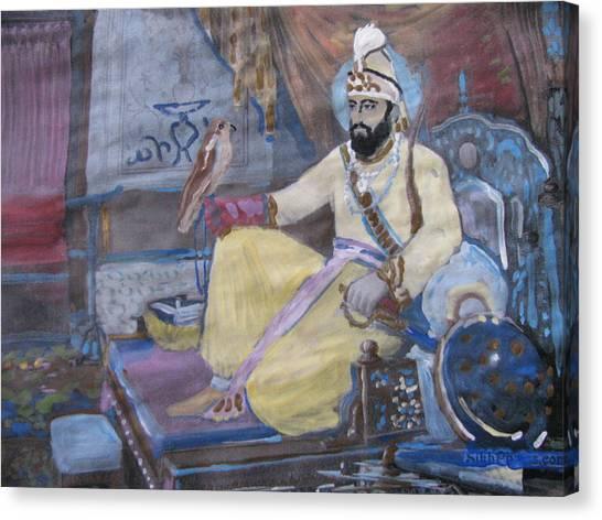 Guru Gobind Singh Canvas Print